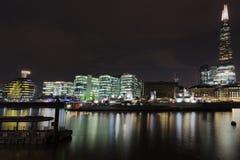 ορίζοντας νύχτας του Λο&nu Στοκ Φωτογραφίες