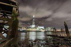 ορίζοντας νύχτας του Λο&nu Στοκ φωτογραφία με δικαίωμα ελεύθερης χρήσης