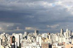 ορίζοντας Σάο του Paulo Στοκ φωτογραφίες με δικαίωμα ελεύθερης χρήσης