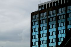 Ορίζοντας στη Γερμανία Στοκ εικόνες με δικαίωμα ελεύθερης χρήσης