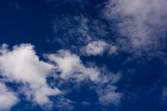 ορίζοντας σύννεφων Στοκ Φωτογραφίες