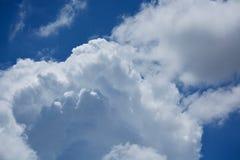 ορίζοντας σύννεφων Στοκ Εικόνες