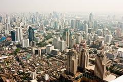 ορίζοντας Ταϊλάνδη της Μπανγκόκ στοκ φωτογραφία με δικαίωμα ελεύθερης χρήσης