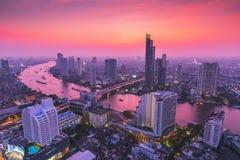 ορίζοντας Ταϊλάνδη της Μπα& στοκ φωτογραφίες με δικαίωμα ελεύθερης χρήσης
