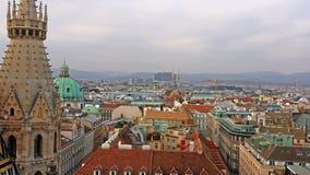 Ορίζοντας της Βιέννης, Αυστρία εναέρια όψη της Βιέννης χρόνος-σφάλμα australites Η Βιέννη Wien είναι η κύρια και μεγαλύτερη πόλη φιλμ μικρού μήκους