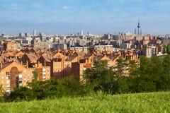 Ορίζοντας της Μαδρίτης στοκ φωτογραφία