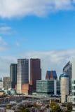 Ορίζοντας της πόλης της Χάγης Στοκ Φωτογραφίες