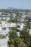 ορίζοντας της Angeles hollywood Los Στοκ Φωτογραφίες