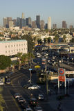 ορίζοντας της Angeles Los Στοκ Εικόνες