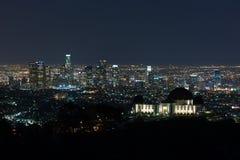 ορίζοντας της Angeles Los Στοκ Φωτογραφία
