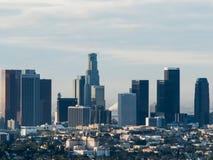 ορίζοντας της Angeles Los Στοκ εικόνα με δικαίωμα ελεύθερης χρήσης
