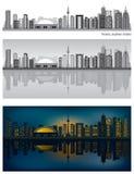 ορίζοντας Τορόντο Στοκ εικόνες με δικαίωμα ελεύθερης χρήσης