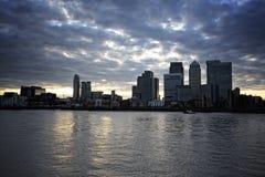 Ορίζοντας του Λονδίνου Στοκ φωτογραφία με δικαίωμα ελεύθερης χρήσης