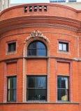 Ορίζοντας του Ντιτρόιτ με τα παλαιά και νέα κτήρια Στοκ φωτογραφία με δικαίωμα ελεύθερης χρήσης