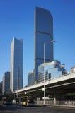Ορίζοντας του Πεκίνου, Κίνα Στοκ Εικόνα