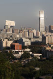 Ορίζοντας του Πεκίνου στοκ φωτογραφία με δικαίωμα ελεύθερης χρήσης