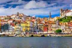 Ορίζοντας του Πόρτο Πορτογαλία στοκ εικόνες με δικαίωμα ελεύθερης χρήσης