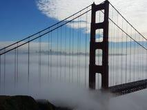 Ορίζοντας του Σαν Φρανσίσκο Στοκ Φωτογραφίες