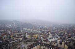 Ορίζοντας του Τορίνου Στοκ εικόνα με δικαίωμα ελεύθερης χρήσης
