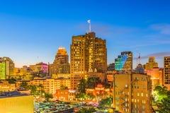Ορίζοντας του San Antonio, Τέξας, ΗΠΑ Στοκ Φωτογραφίες