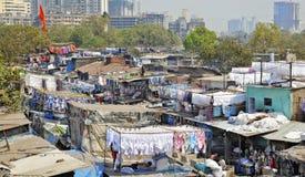ορίζοντας mumbai dhobhi ghat Στοκ εικόνες με δικαίωμα ελεύθερης χρήσης