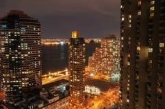 Ορίζοντας NYC Στοκ φωτογραφία με δικαίωμα ελεύθερης χρήσης