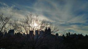 Ορίζοντας NYC Στοκ Φωτογραφία