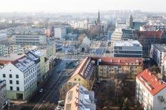 Ορίζοντας Szczecin Στοκ Εικόνα
