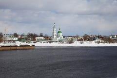 ορίζοντας tver Στοκ εικόνες με δικαίωμα ελεύθερης χρήσης