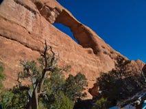 ορίζοντας Utah αψίδων Στοκ εικόνα με δικαίωμα ελεύθερης χρήσης