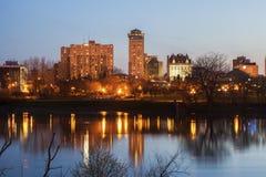 Ορίζοντας Winnipeg στοκ εικόνα