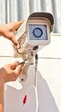 οργάνωση CCTV φωτογραφικών μη& Στοκ Εικόνες