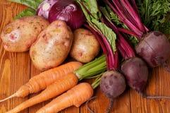 οργανικά ακατέργαστα λαχανικά Στοκ φωτογραφίες με δικαίωμα ελεύθερης χρήσης