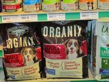 Οργανικά τρόφιμα σκυλιών στοκ φωτογραφία με δικαίωμα ελεύθερης χρήσης