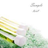 οργανική αλατισμένη θάλα&sigm Στοκ Εικόνα