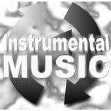 οργανική μουσική Στοκ φωτογραφίες με δικαίωμα ελεύθερης χρήσης