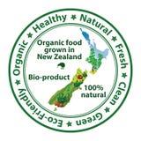Οργανική τροφή που αυξάνεται στη Νέα Ζηλανδία Στοκ φωτογραφία με δικαίωμα ελεύθερης χρήσης