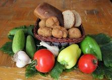 Οργανική τροφή Στοκ φωτογραφία με δικαίωμα ελεύθερης χρήσης