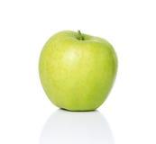 Οργανικό μήλο Στοκ Εικόνες