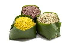οργανικό ρύζι Στοκ Εικόνα