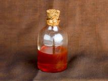 Οργανικό argan πετρέλαιο Στοκ εικόνες με δικαίωμα ελεύθερης χρήσης