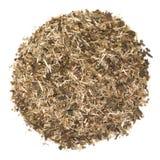 Οργανικό Lemongrass πράσινο τσάι που απομονώνεται στο άσπρο υπόβαθρο στοκ εικόνα με δικαίωμα ελεύθερης χρήσης