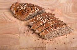 οργανικό wholemeal ψωμιού Στοκ φωτογραφίες με δικαίωμα ελεύθερης χρήσης