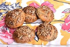 οργανικό wholemeal ψωμιού Στοκ εικόνα με δικαίωμα ελεύθερης χρήσης