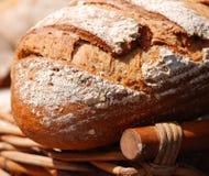 οργανικό wholemeal ψωμιού Στοκ Εικόνα