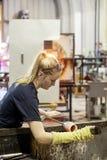 οργασμοί γυαλιού ανεμιστήρων που κάνουν κύριο επάνω στοκ φωτογραφία με δικαίωμα ελεύθερης χρήσης