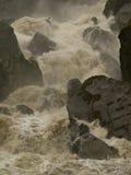 οργιμένος χείμαρρος Στοκ εικόνα με δικαίωμα ελεύθερης χρήσης
