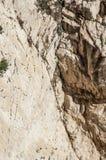 Ορειβάτες βράχου Caminito del Rey στην πορεία, Ισπανία στοκ φωτογραφίες με δικαίωμα ελεύθερης χρήσης