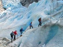 ορειβάτες Στοκ φωτογραφίες με δικαίωμα ελεύθερης χρήσης