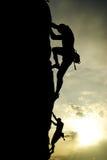 ορειβάτης Στοκ Φωτογραφίες